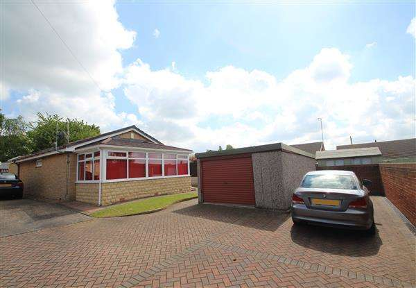 2 Bedrooms Bungalow for sale in East Dale Close, Hemsworth