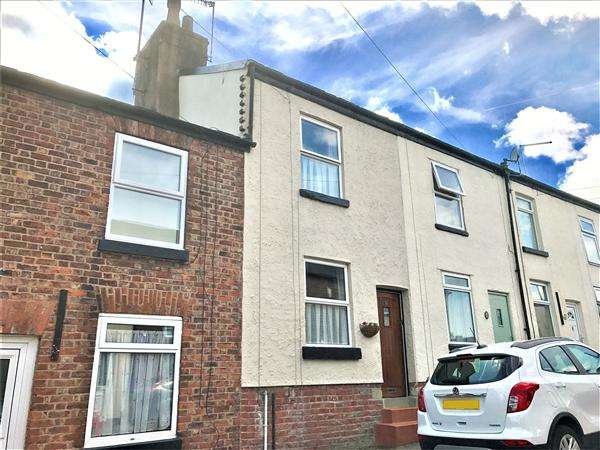 2 Bedrooms Terraced House for sale in Frances Street, Macclesfield