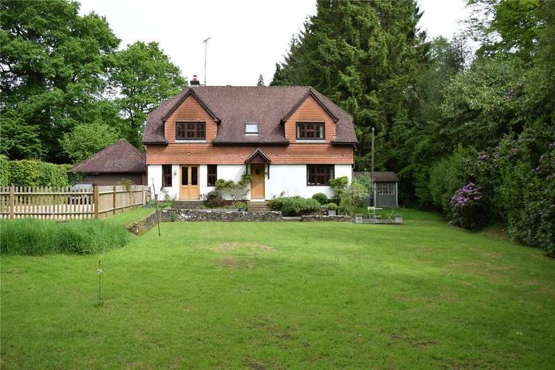 5 Bedrooms House for sale in Sandy Lane, Haslemere, Surrey