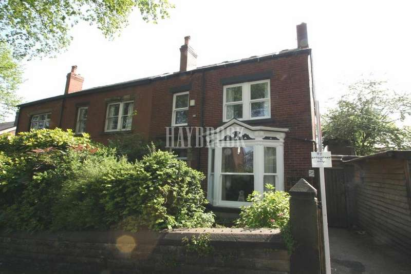6 Bedrooms Semi Detached House for sale in Meersbrook