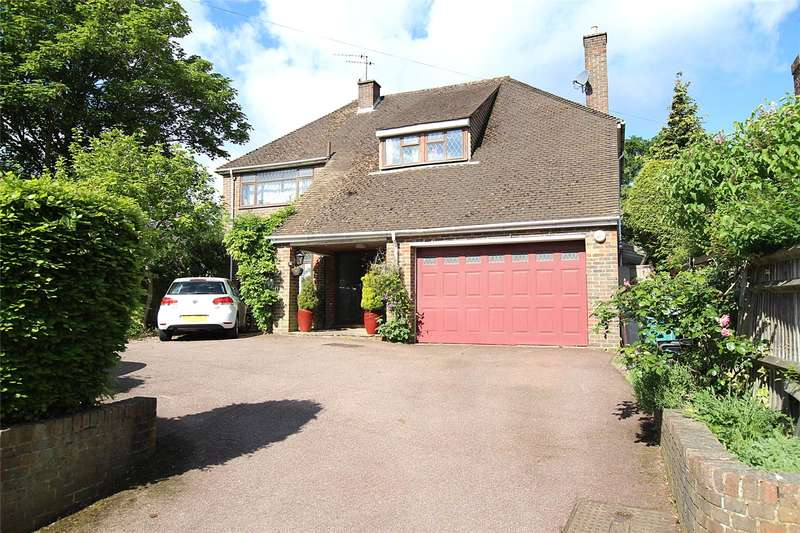 4 Bedrooms Detached House for sale in Clarence Road, St. Albans, Hertfordshire, AL1