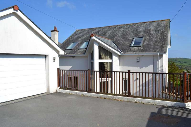 3 Bedrooms Detached House for sale in St. Georges Park, Lostwithiel