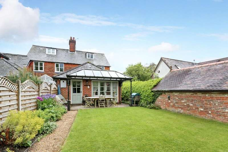 3 Bedrooms Semi Detached House for sale in Hawkley, Hampshire