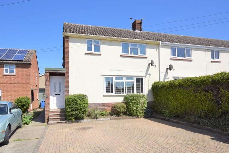 3 Bedrooms End Of Terrace House for sale in Uplands Road, Sudbury