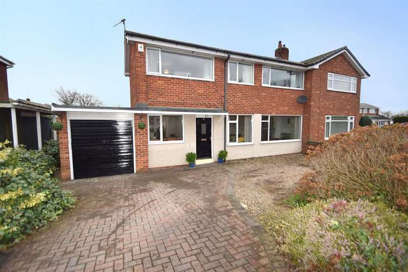 3 Bedrooms Semi Detached House for sale in Medburn Road, Holywell