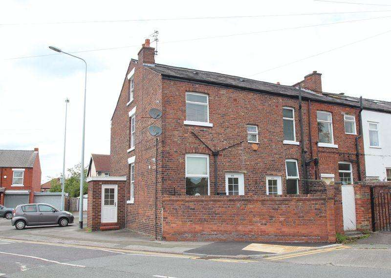 4 Bedrooms End Of Terrace House for sale in Stockport Road West, Bredbury