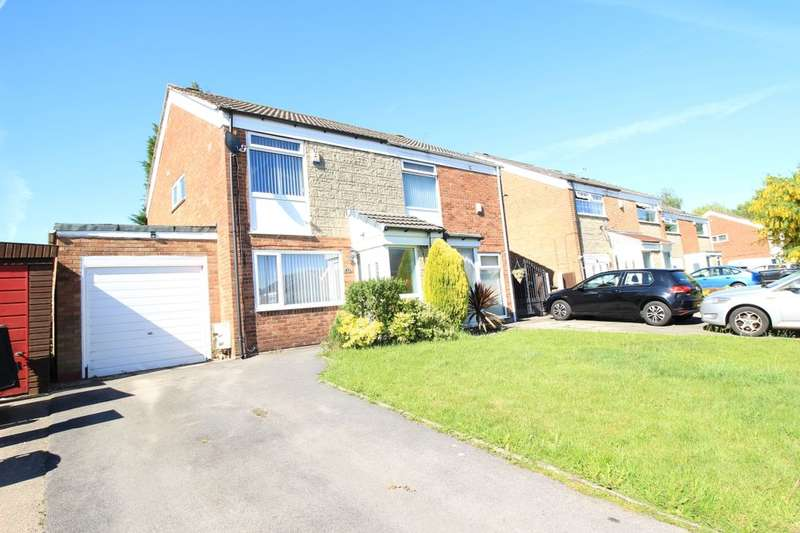 2 Bedrooms Semi Detached House for sale in Tintern Avenue, Astley,Tyldesley, Manchester, M29