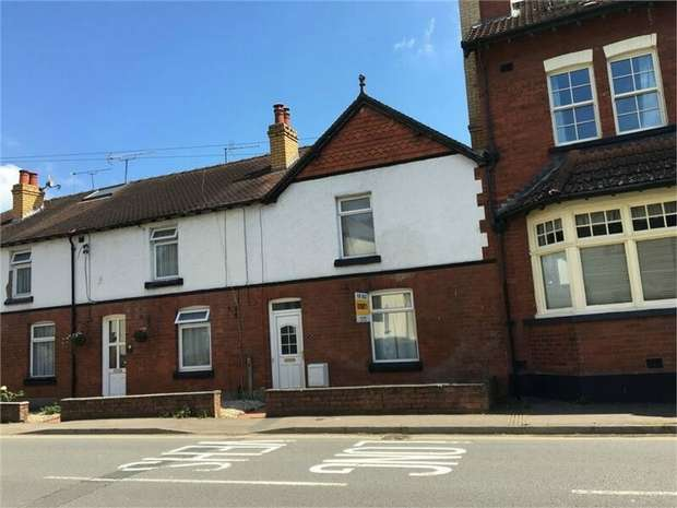 2 Bedrooms Terraced House for sale in Woodside, Usk, Monmouthshire
