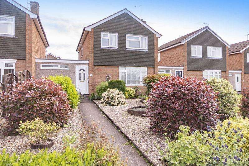 3 Bedrooms Detached House for sale in LADYBANK ROAD, MICKLEOVER