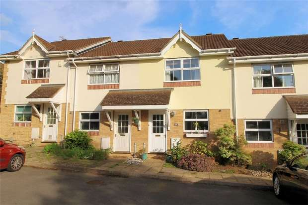 2 Bedrooms Terraced House for sale in Knaphill, Woking, Surrey
