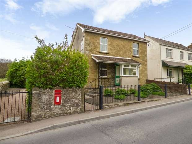 4 Bedrooms Detached House for sale in Palmers Flat, Coalway, Coleford, Gloucestershire