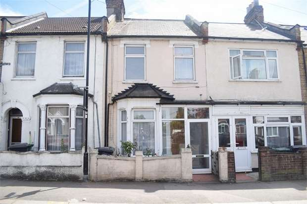 3 Bedrooms Terraced House for sale in Coleridge Road, London