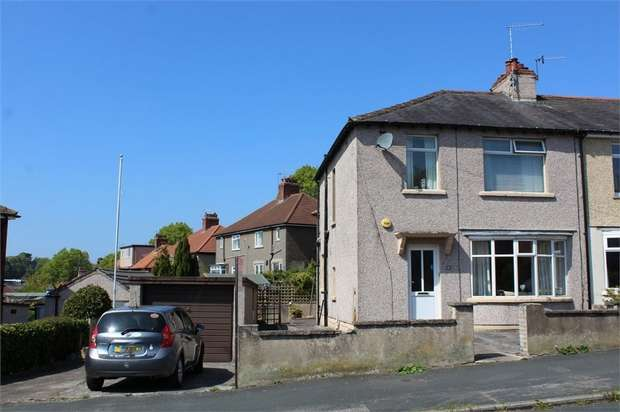 3 Bedrooms Semi Detached House for sale in Warwick Avenue, Lancaster, Lancashire