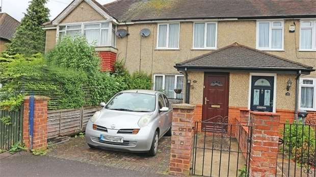 3 Bedrooms Terraced House for sale in Shirley Avenue, Reading, Berkshire