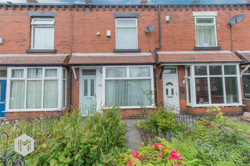 2 Bedrooms Terraced House for sale in Ashbee Street, Astley Bridge, Bolton, Lancashire