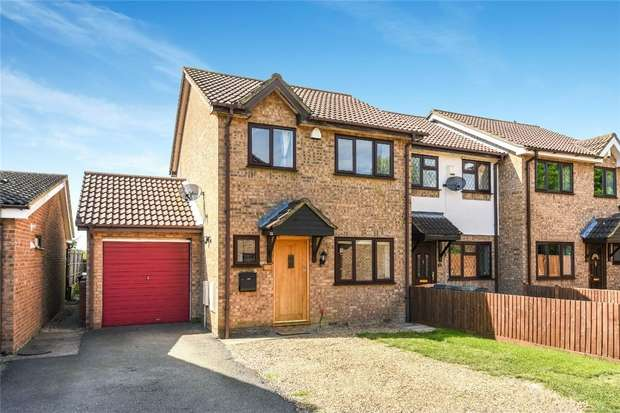 3 Bedrooms End Of Terrace House for sale in Pendennis Road, Bedford
