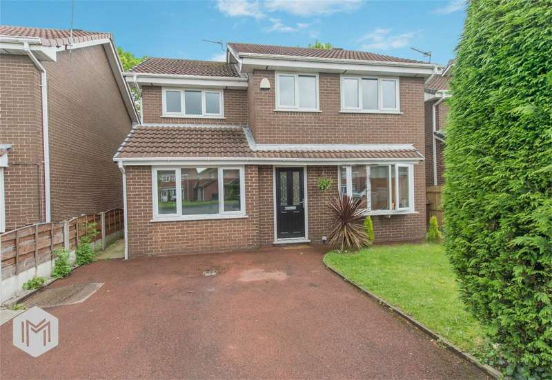 4 Bedrooms Detached House for sale in Thorneycroft, Leigh, Lancashire