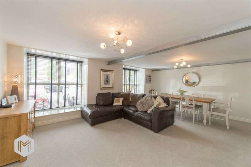 1 Bedroom Flat for sale in Cottonfields, Eagley, Bolton, Lancashire