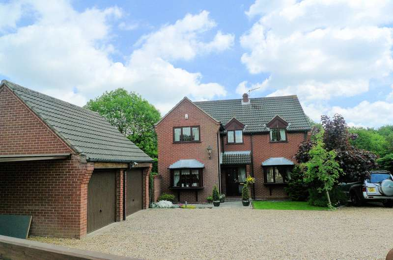 4 Bedrooms House for sale in Holly Tree House, Shack Lane, Blofield, NR13