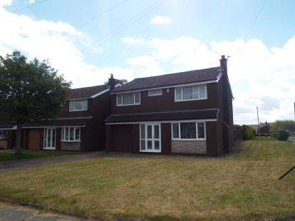 4 Bedrooms Detached House for sale in Galgate Close, Seddons Farm, Bury, Greater Manchester, BL8