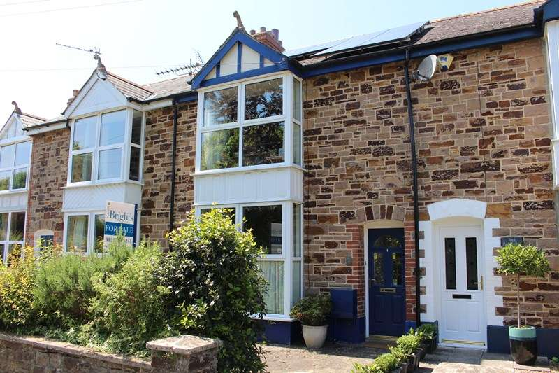 3 Bedrooms Town House for sale in Park Avenue, Bideford