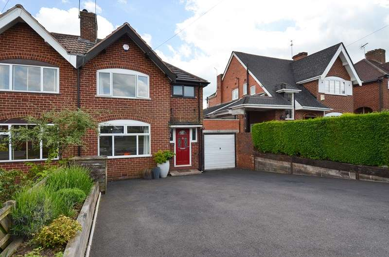 3 Bedrooms Semi Detached House for sale in Middle Drive, Cofton Hackett, Birmingham