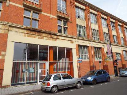 1 Bedroom Flat for sale in The Atrium, 2 Morledge Street, Leicester, Leicestershire
