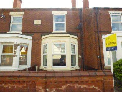 2 Bedrooms Semi Detached House for sale in Ingham Road, Long Eaton, Nottingham