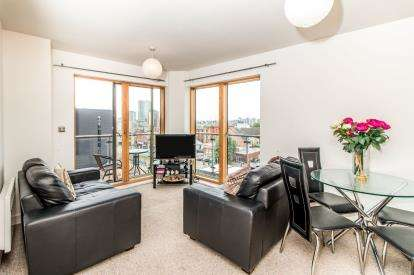 2 Bedrooms Flat for sale in Jefferson Place, 1 Fernie Street, Manchester, Greater Manchester