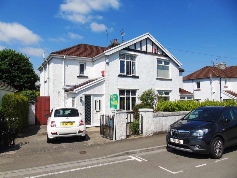 3 Bedrooms Semi Detached House for sale in School Lane, Pontypridd
