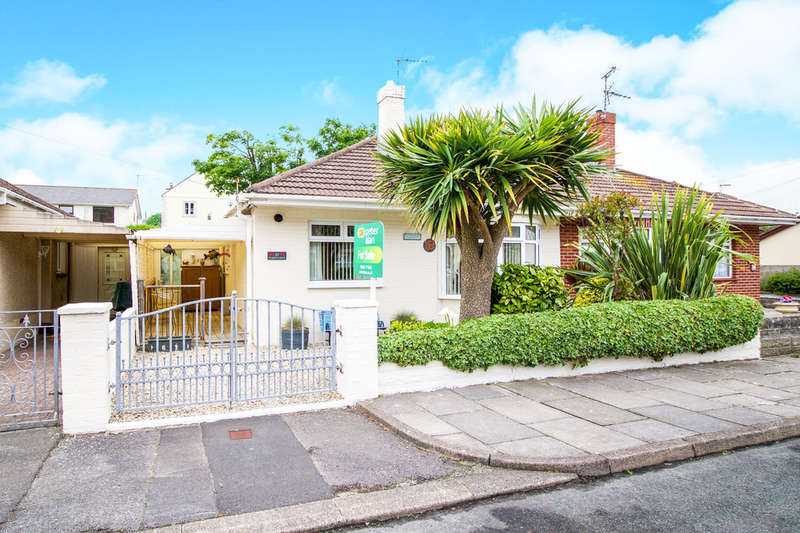 2 Bedrooms Detached Bungalow for sale in St Johns Drive, Newton, Porthcawl