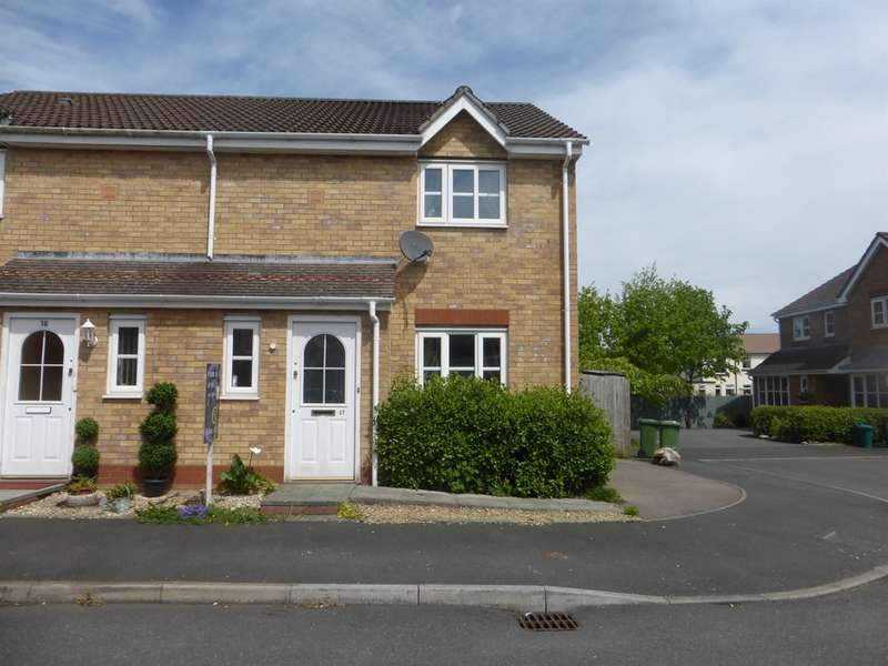 3 Bedrooms Semi Detached House for sale in Blackthorn Court, Llanharry, Pontyclun