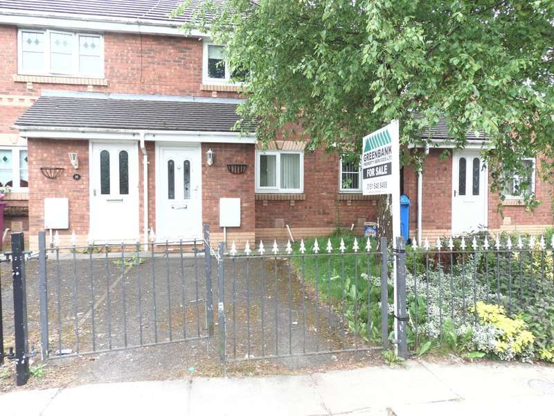 2 Bedrooms Terraced House for sale in Altcross Road, Croxteth