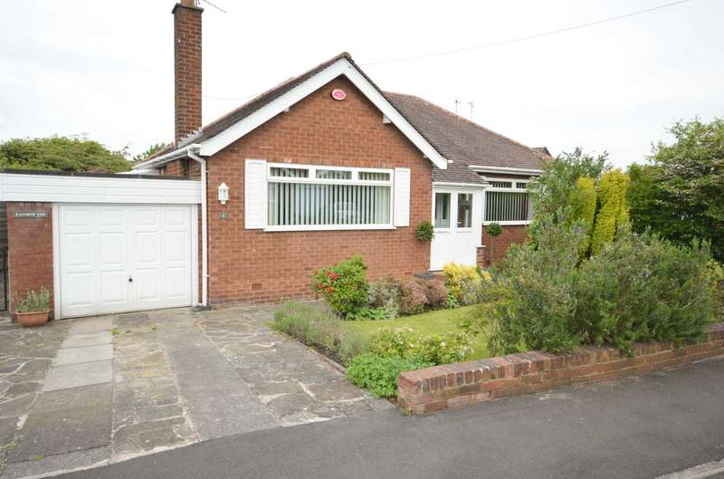 3 Bedrooms Detached Bungalow for sale in NEWLANDS AVENUE, Bramhall