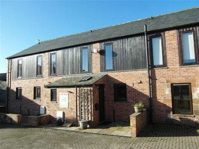 2 Bedrooms Terraced House for sale in Monkhill Fauld, Burgh-by-sands, CA5 6DG