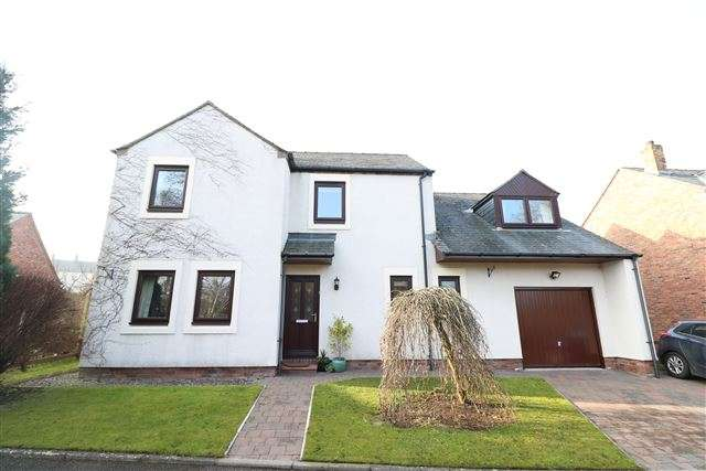 4 Bedrooms Detached House for sale in The Dell, Heads Nook, Brampton, Cumbria, CA8 9BW