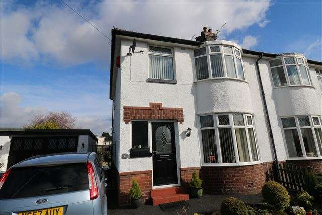 3 Bedrooms Semi Detached House for sale in Upperby Road, Carlisle, Cumbria, CA2 4JE