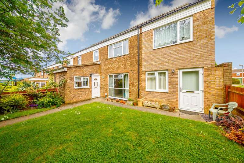 4 Bedrooms End Of Terrace House for sale in Western Close, Letchworth Garden City, SG6 4SZ
