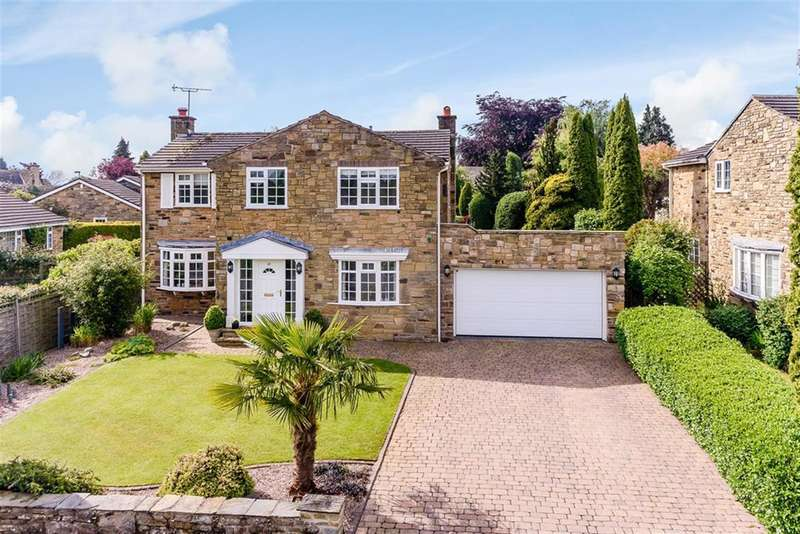 5 Bedrooms Detached House for sale in Lonsdale Meadows, Boston Spa, Wetherby, LS23 6DQ