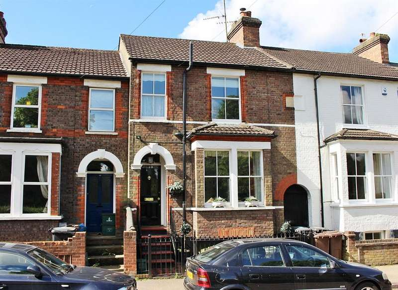 3 Bedrooms Terraced House for sale in Verulam Road, St. Albans