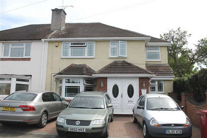 5 Bedrooms Property for sale in Moreton Way, Cippenham, Berkshire