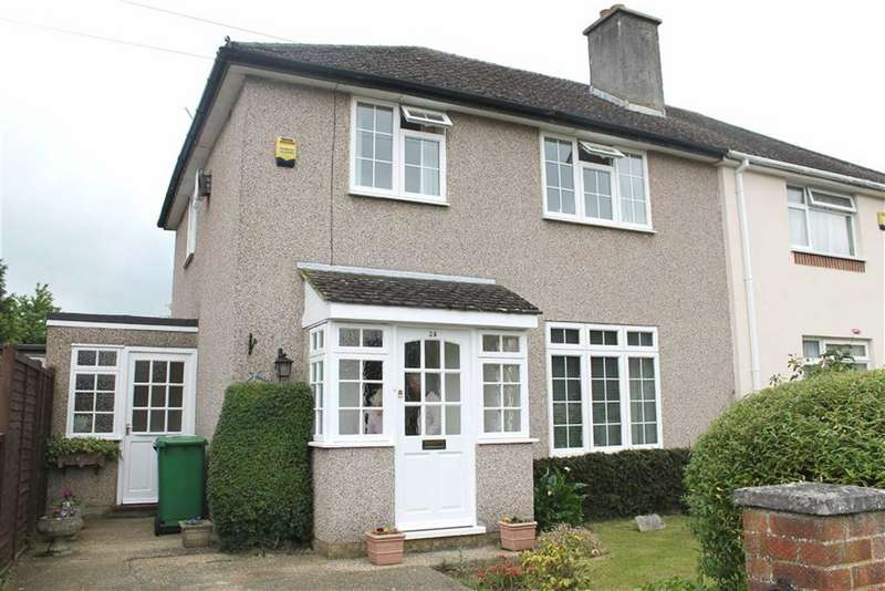 3 Bedrooms Property for sale in The Greenway, Cippenham, Berkshire