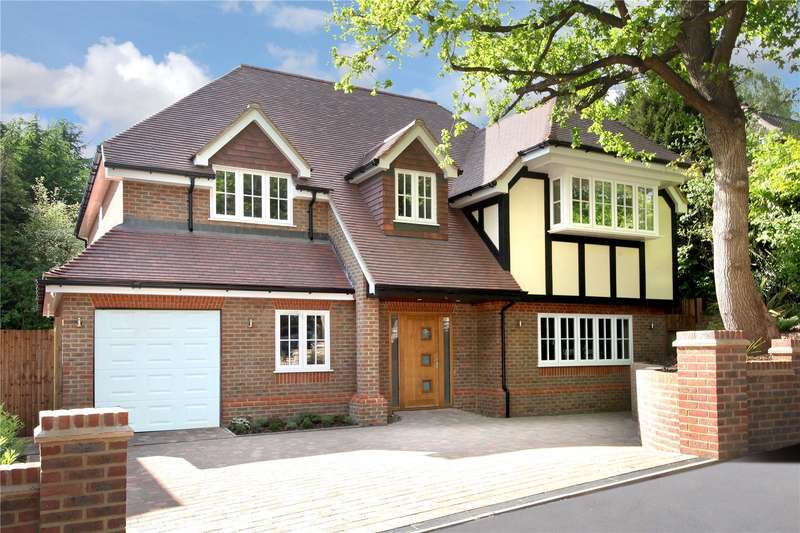 6 Bedrooms Detached House for sale in The Climb, Rickmansworth, Hertfordshire, WD3