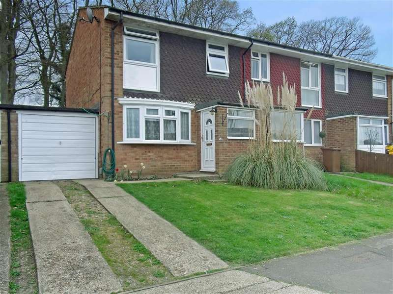 4 Bedrooms End Of Terrace House for sale in Abinger Drive, Lords Wood, Chatham, Kent