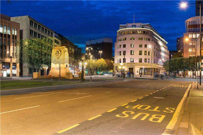 2 Bedrooms Flat for sale in Electricity House, Bristol, BS1