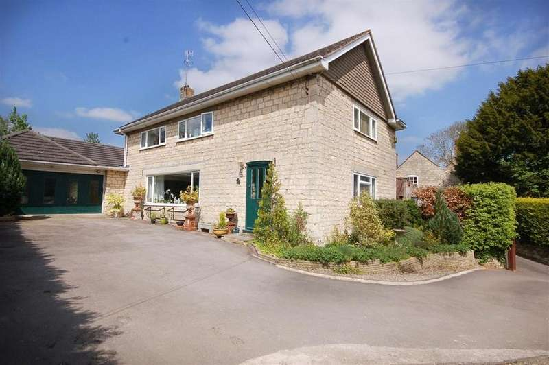 4 Bedrooms Detached House for sale in Ebley, Stroud GL5