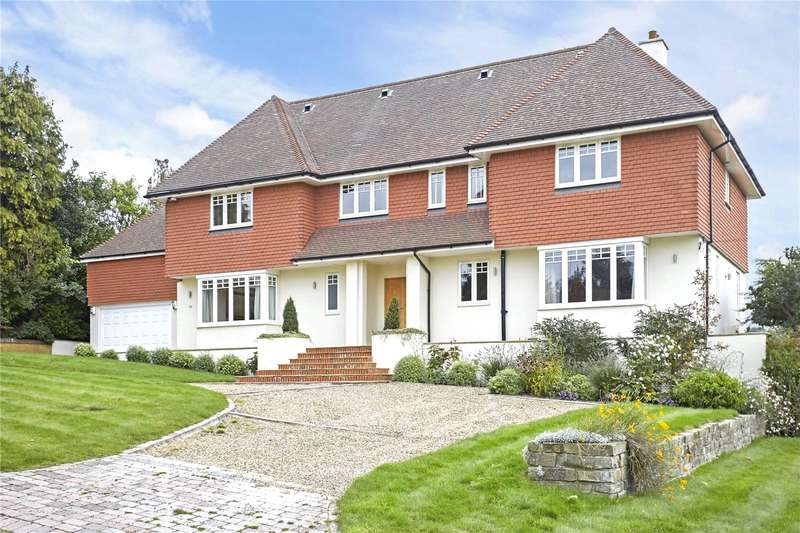 6 Bedrooms Detached House for sale in Ralliwood Road, Ashtead, Surrey, KT21