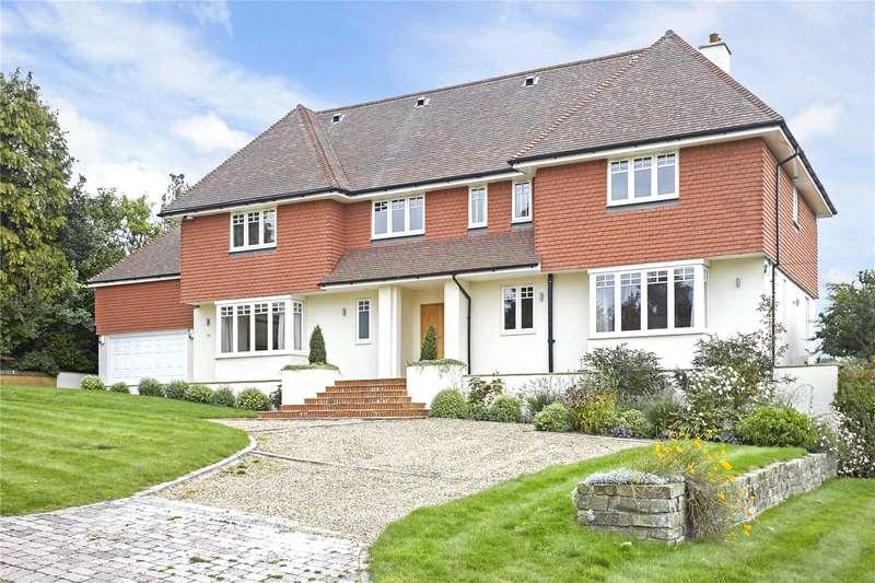 6 Bedrooms Detached House for sale in Ralliwood Road, Ashtead, Surrey, KT21