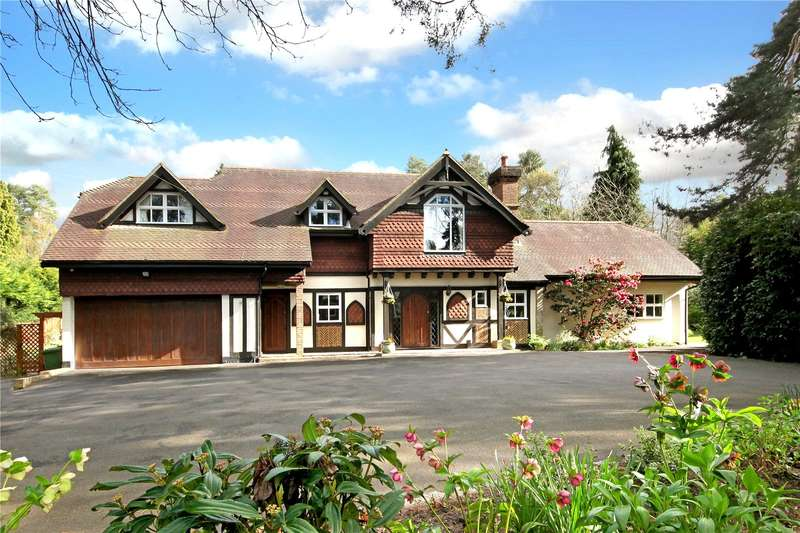 6 Bedrooms Flat for sale in St. Mary's Road, Ascot, Berkshire, SL5