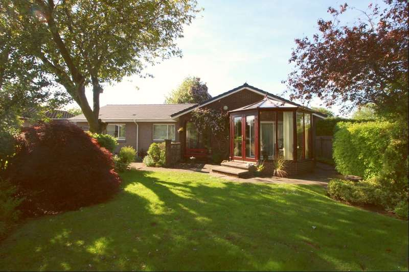 4 Bedrooms Detached Bungalow for sale in Iona Park, Glenrothes, KY7